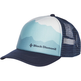 Black Diamond Trucker Hat Women eclipse-blue ice